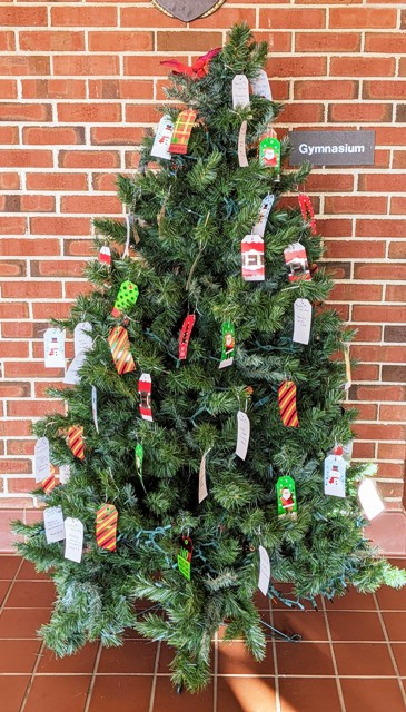 PCS Giving Tree