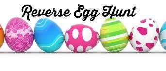 Reverse Egg Hunt
