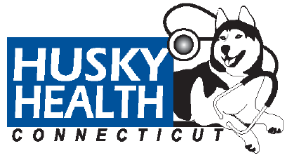 Husky Health Insurance Icon