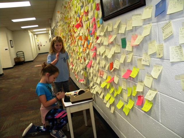 Pomfret Community School Looks for the Good